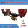leaf spring suspension system motorcycle cargo trailer