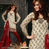 Supernet Churidar Kameez Kumkum D.no.146