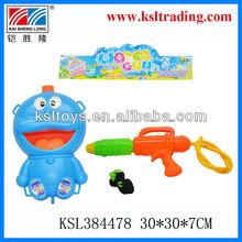 kids toys plastic animal toys backpack water gun