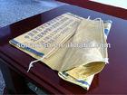 pp woven plastic cement bags (valve port)
