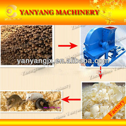 Hot selling Small automatic wood shaving mill machine for poultry farm as animal bed/transportation filling