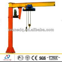 BZ Type 2 Ton Floor Mounted Workshop Pedestal Crane