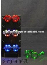 Led Glass, flash glass, light glass