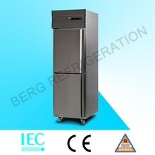 kitchen freezer/commercial kitchen fridges used in kitchen China manufacturer
