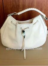 Leather Bag Manufacture/Woman Leather Tote Bag/Fashion Handbag