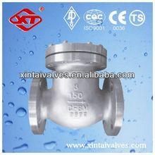 pneumatic butterfly check valve API check valve non slam silence check valve