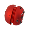 2013 hot sale stereo micro hamburger hifi cheap bluetooth speaker