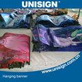 2013 vendita calda appeso bandiera banner poster utilizzato per interno o esterno pubblicità