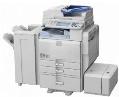 ricoh mp copiers