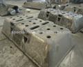 Bote de Deshecho / Colador Olla / -Para industria del aluminio