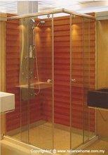 Frameless Sliding Door Shower Screen