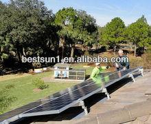 1000w solar power generator solar panel system 1kw
