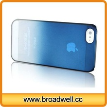 Wholesale Color Change Back Cover For Iphone 5 Hard Case
