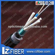 Super Armored Submarine fiber optic cable,underwater armored cable,gyta53+33 underwater optical fiber