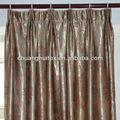 o mais recente design de jacquard de largura largura cortina retardador de chama