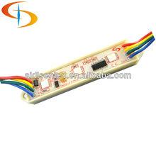 High lumination 5050 pixel waterproofing rgb smd led module/module led