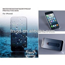 hot selling waterproof hello kitty silicone case for iphone 4 case for iphone 5s/5c