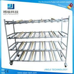 Aluminum Flow Pipe Rack Manufacturer in China