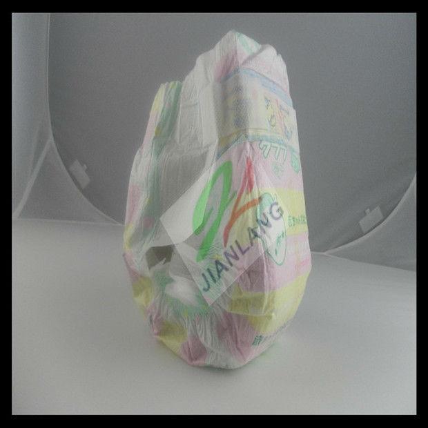 Economic PP tape sleepy baby diaper