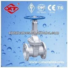 chromed valve China gate valve water steam oil acids