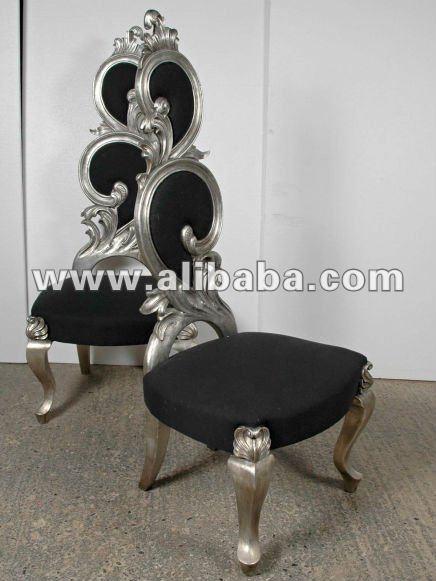 Reale argento neo di lusso in stile rococo favoloso - Mobili stile barocco moderno ...