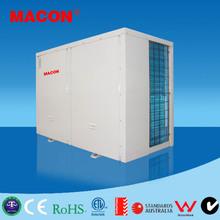 MACON high COP air to water heat pump machine,air source heat pump water heater