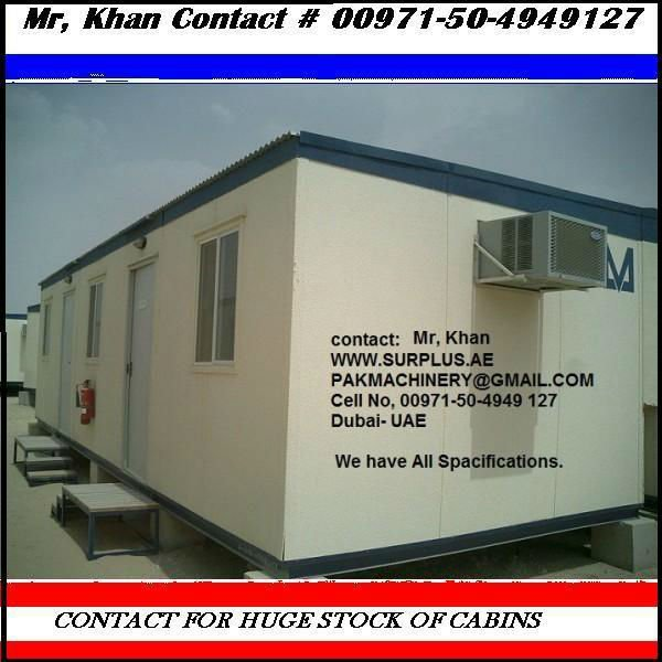 PortaCabin , caravans, prefab houses in OMAN, KSA and UAE