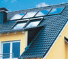 Good quality solar heating and hot water&solar thermal panel