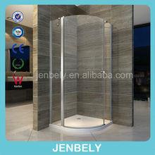 best selling modern pivot door shower room