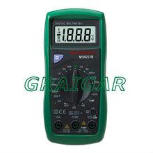 Hot Sale Mastech MS8221B Manual Range Multimeters General Universal Meters