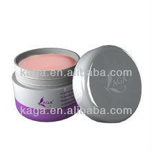 KAGA Nude pink UV Gel for nails art