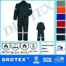Fireproof Cotton Denim Overall