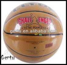 High Quality TPU real leather basketball