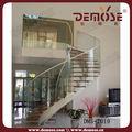 خشبي مغطى الدرج التصاميم/ توفير مساحة الدرج