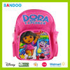 2015 new design Dora print cute cartoon school bags prices