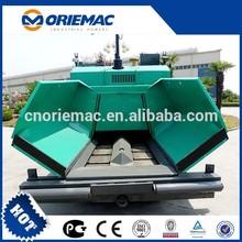 Hot Sale XCMG 12.5m asphalt pavers for sale RP1255