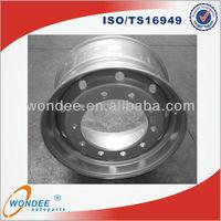 Semi Truck Tubeless Wheels