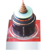(TS-YJV 26/35KV 1*150) 26/35KV XLPE Insulation PVC Sheath Power Cable For Constructions