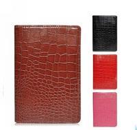 for ipad air crocodile pu leather case
