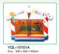 caramelo chongqi casa de brinco inflables de fisher price castillos inflables para los niños