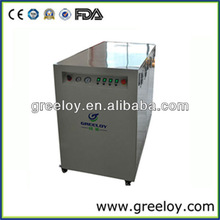 300 CFM Compressor Supplier ? 2400W Electric Oil Free Dental Air Compressor With Silent Cabinet Medical Equipment