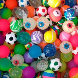 Wholesale Rubber Bouncing Balls(27/32/35/38/45/49/54/60mm)