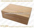 プレーン木製ボックス天然
