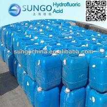 Manufacturer for Hydrofluoric Acid/HF acid/HF hot sale
