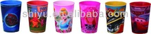 UV label drinking cup