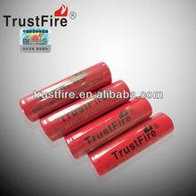 Trustfire IMR18650 2000mAh 3.7V lithium polymer battery store