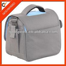 new design camera bag/pouch for one camera body+2lens