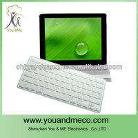 Fashionable bluetooth keyboard case for ipad 2 3 4 for ipad new