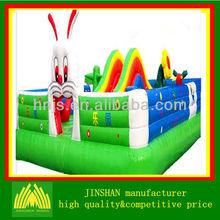 Professional manufacturer children inflatable boucy castle