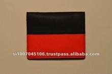 PU leather credit card case